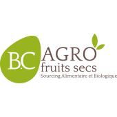 Logo de BC Agro, fruits secs