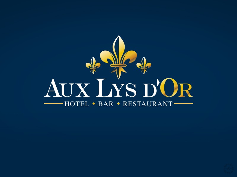 Logotype Aux Lys d'Or