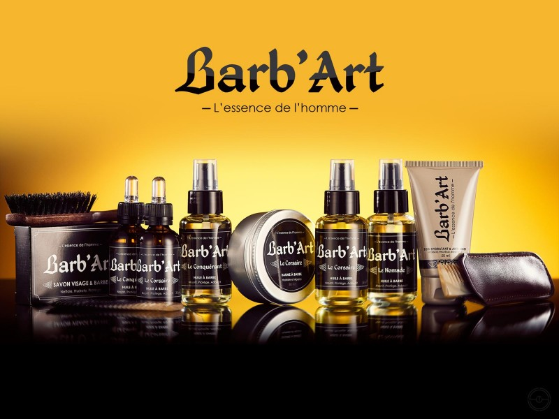 Packaging Barb'Art